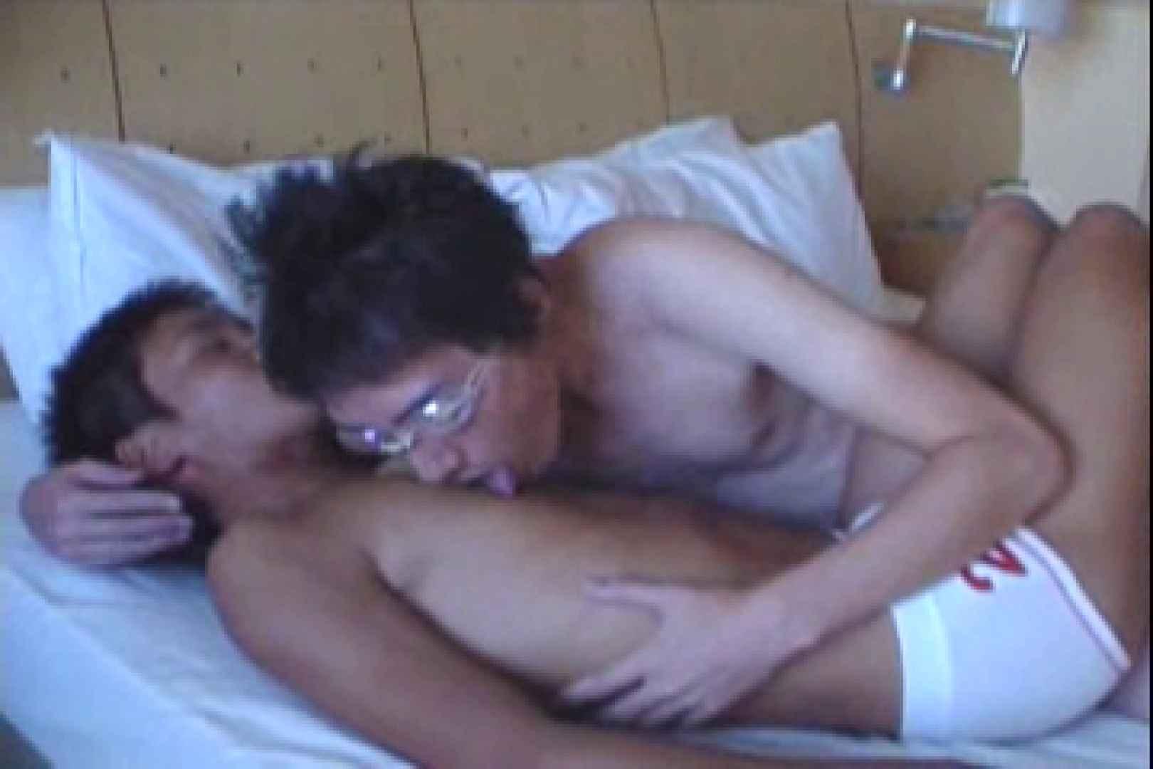 ノンケよしき君のイカされ日記…vol.05 男の世界   ノンケ達のセックス  92画像 47