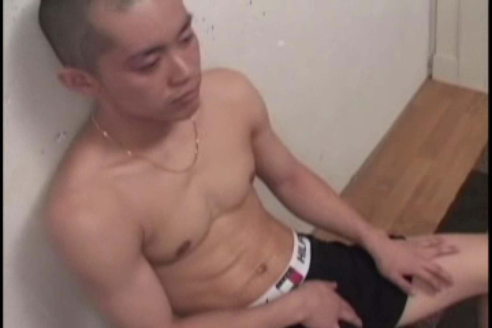 スリ筋!!スポメンのDANKON最高!!take.02 フェラシーン | オナニー専門男子  53画像 1